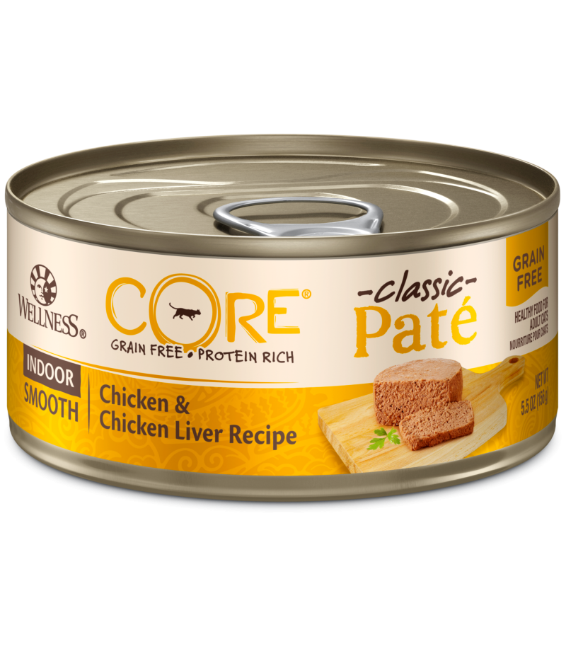 Wellness Core For Indoor Cat 5 5oz