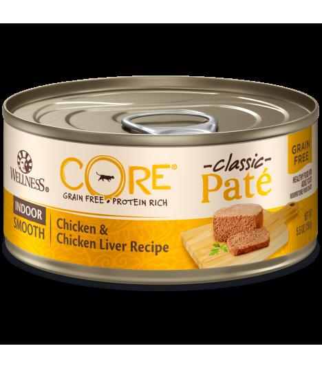 Wellness CORE Chicken, Turkey & Chicken Liver for Cat 5.5oz
