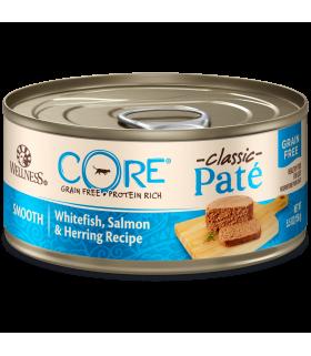 Wellness CORE Salmon, Whitefish & Herring for Cat 5.5oz