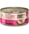 Wellness CORE Hearty Cuts in Gravy Shredded Whitefish & Salmon for Cat 5.5oz