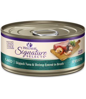 Wellness CORE Signature Selects Flaked Tuna & Shrimp 5.3oz