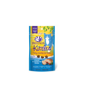 Wellness Kittles Chicken & Cranberries for Cat 2oz