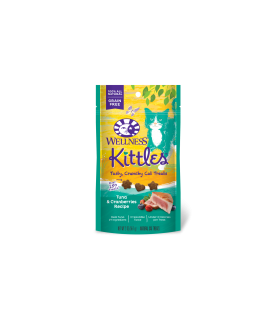 Wellness Kittles Tuna & Cranberries for Cat 2oz