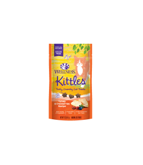 Wellness Kittles Turkey & Cranberries for Cat 2oz