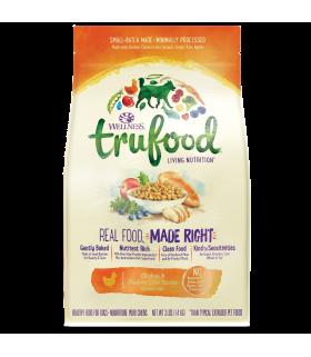 Wellness Trufood Chicken & Chicken Liver for Dog 3lb