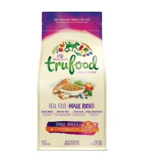 Wellness Trufood Chicken,Chickpeas & Chicken Liver for Small Breed Dog